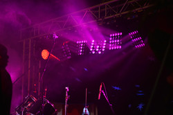 Lighting Hire at OUTWest 2016