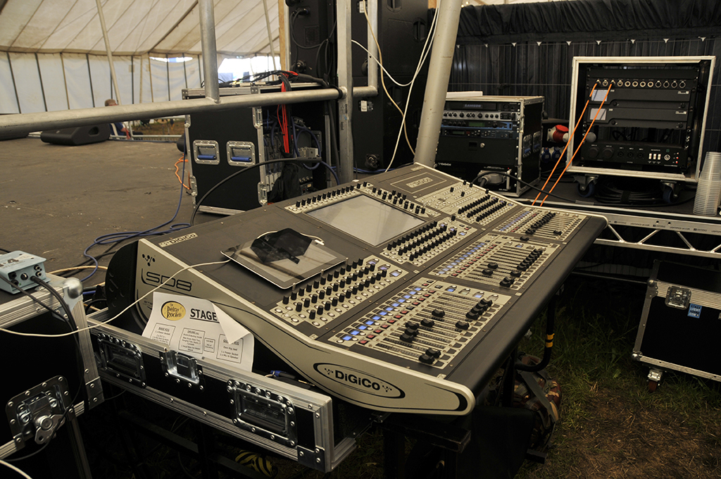 Digico SD8 at GDSF 2017