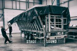 Stagemobil LR Trailer Stage Hire