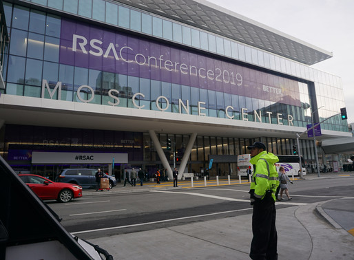 Greetings from RSA Conference 2019!