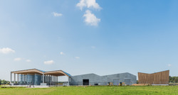warehouses, store and office 4800 m²