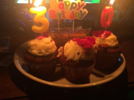 Celebrating Birthday's