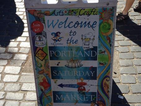 Portland Bookmarks