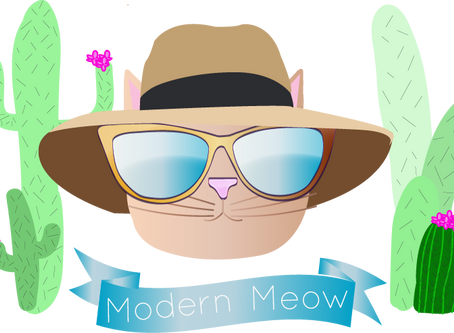 June Modern Meow