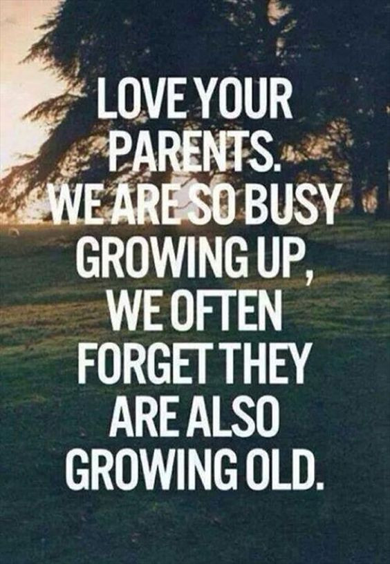 my mother is still young and full of life, despite her age, and still looks young as well.. but this is still such a rarely realized aspect of reality...: