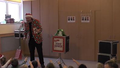 Children's Online Christmas Magic Show
