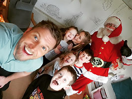 Boxing Day Home Visit with Father Christmas