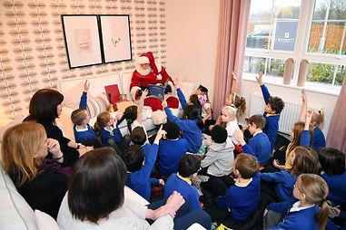 Story wit Santa