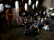 Childrens Halloween Birthday Shows Newcastle Sunderland Durham Northumberland South North Tyneside