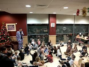 Nursery Xmas Christmas Magic Shows Newcastle Sunderland Durham Northumberland South North Tyneside