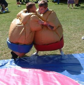 EPIC Events Children's Sumo Wrestling