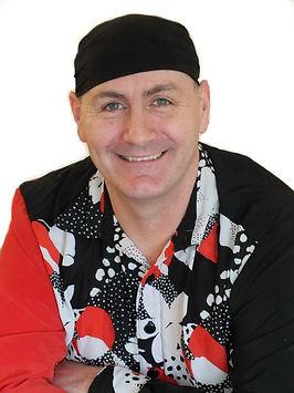 Tony Junior Event Compere Host Presenter