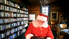 Mr Santa Claus Library