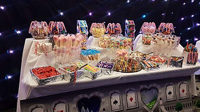 EPIC Gala Dinner Events Candy Cart