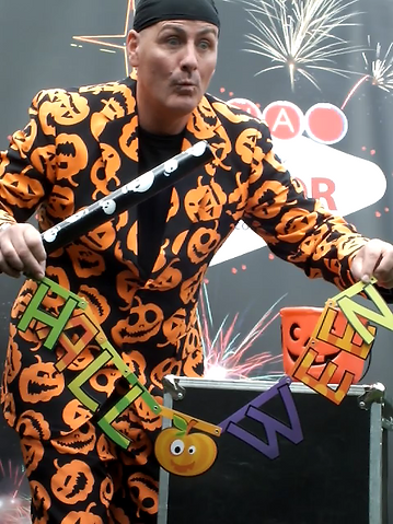 Childrens Halloween Shows Newcastle Sunderland Durham Northumberland South North Tyneside
