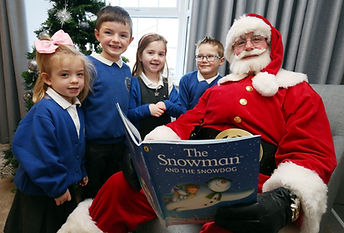 Story with Mr Santa Claus