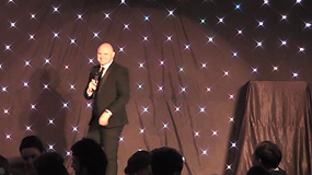 EPIC Gala Dinner Events - Comedian