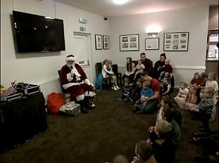 Kids Christmas Magic Shows Newcastle Sunderland Durham Northumberland South North Tyneside