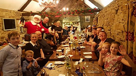 Father Christmas Santa Claus for hire for company visits