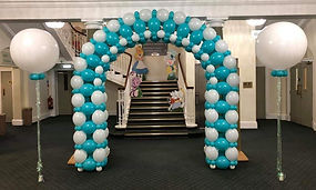 EPIC Gala Dinner Events Balloon Arch