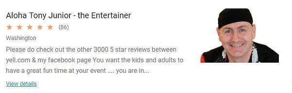 Tony Junior Netmums Reviews