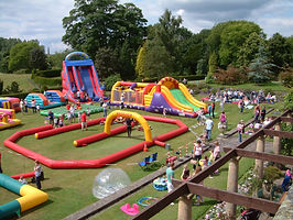 Tony Junior's EPIC Events Family Fun Day at Kirkley Hall