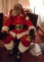 Mr Santa Claus Christmas Magic and Puppet Show