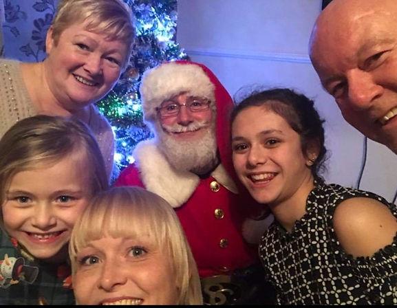 Mr Santa Claus Home Visits