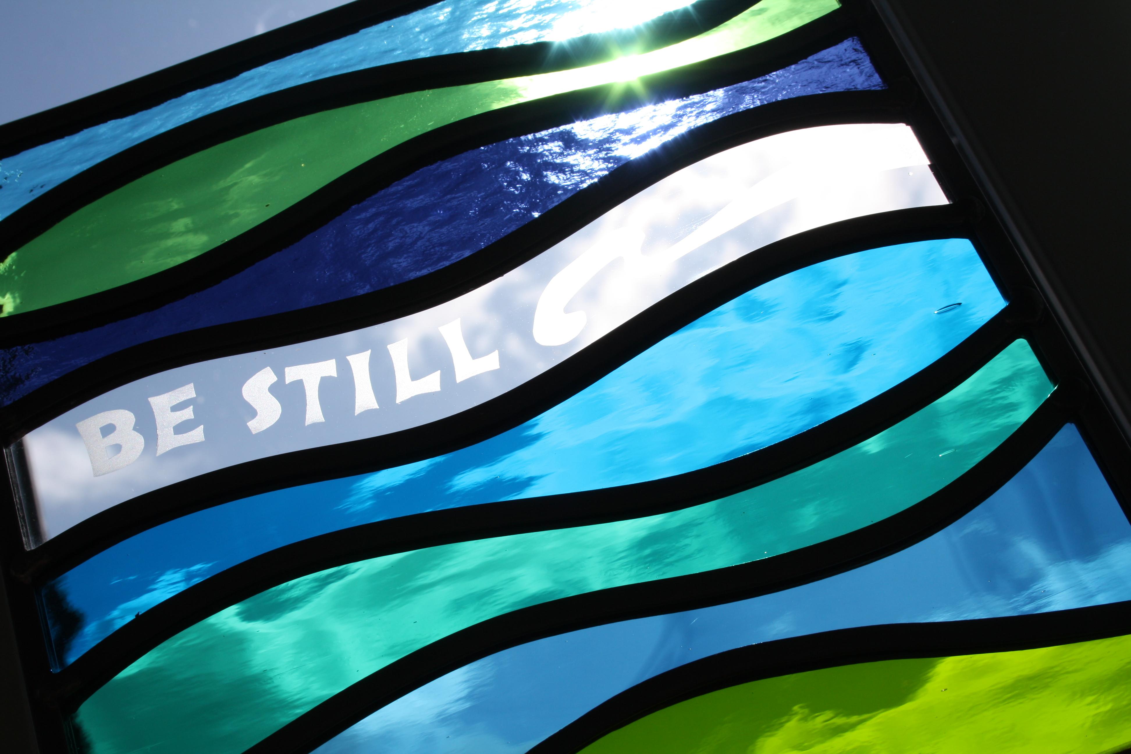 Be Still © 2017