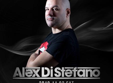 Alex Di Stefano in Seoul 19.11.02