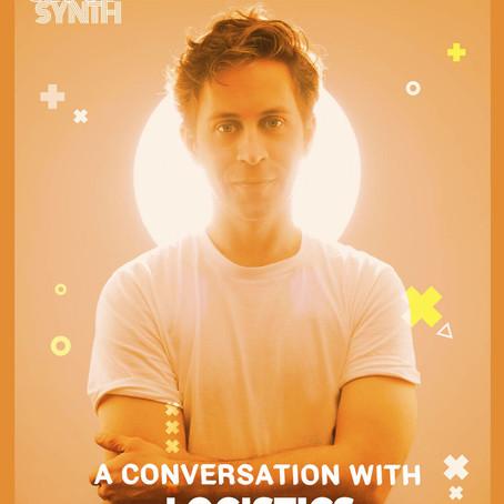 A CONVERSATION WITH LOGISTICS & DANIEL POWER