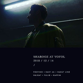 SHAROOZ at VOFOL  Sharooz Raoofi의 활동 영역은