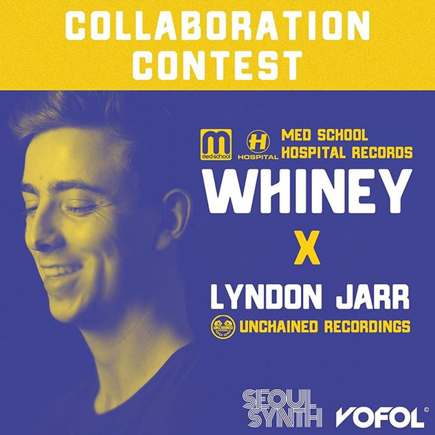 <Whiney x Lyndon Jarr Collaboration Cont