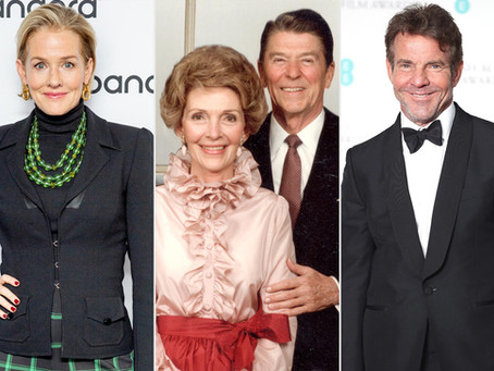 Penelope Ann Miller to play Nancy Reagan in Dennis Quaid's 'Reagan' biopic