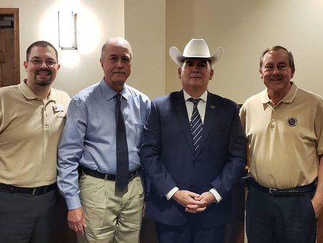 Katy City Council Appoints Jose Noe Diaz Jr. as New Police Chief