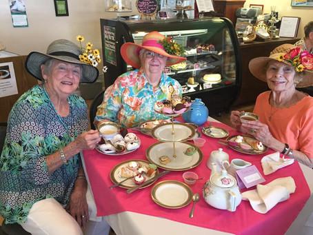 Beloved Katy Tea Parlour Closing Its Doors