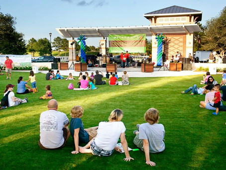 Live Music Takes Center Stage in Katy this Summer