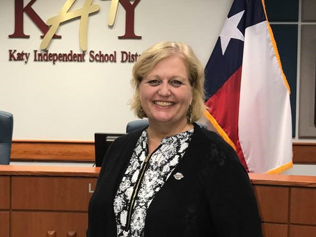 Katy ISD Formally Dedicates Student Support Annex to Jeanne Coleman