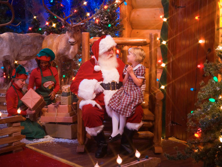 Where to Find Santa Claus in Katy for Your Best Photo Ops