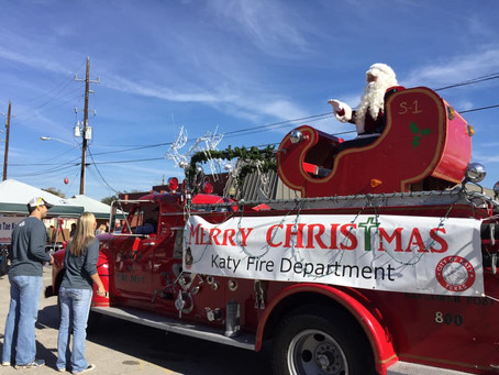 12 Days of Free Christmas Events in Katy