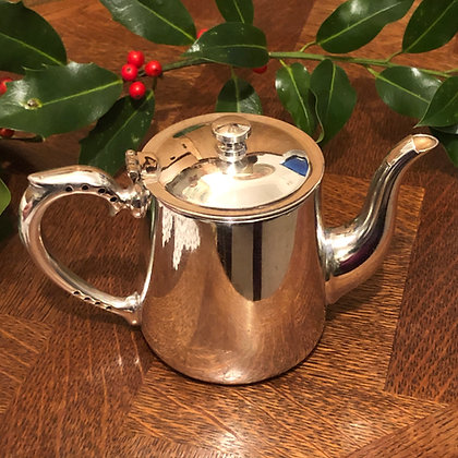 A Hotel Ware Batchelor Tea Pot From A Old Gentlemans Club In London.