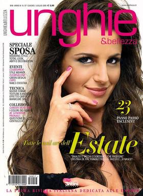 "COVER DI ""UNGHIE E BELLEZZA"""