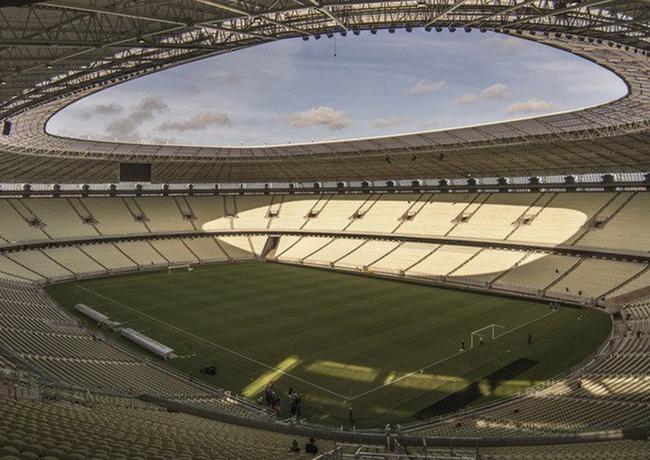 Arena Castelão.
