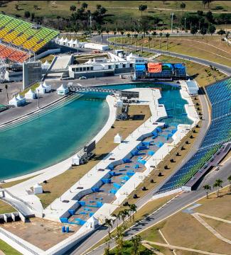 Parque Olímpico do Deodoro - Parque Radical