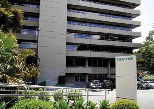 Sede Administrativa Siemens