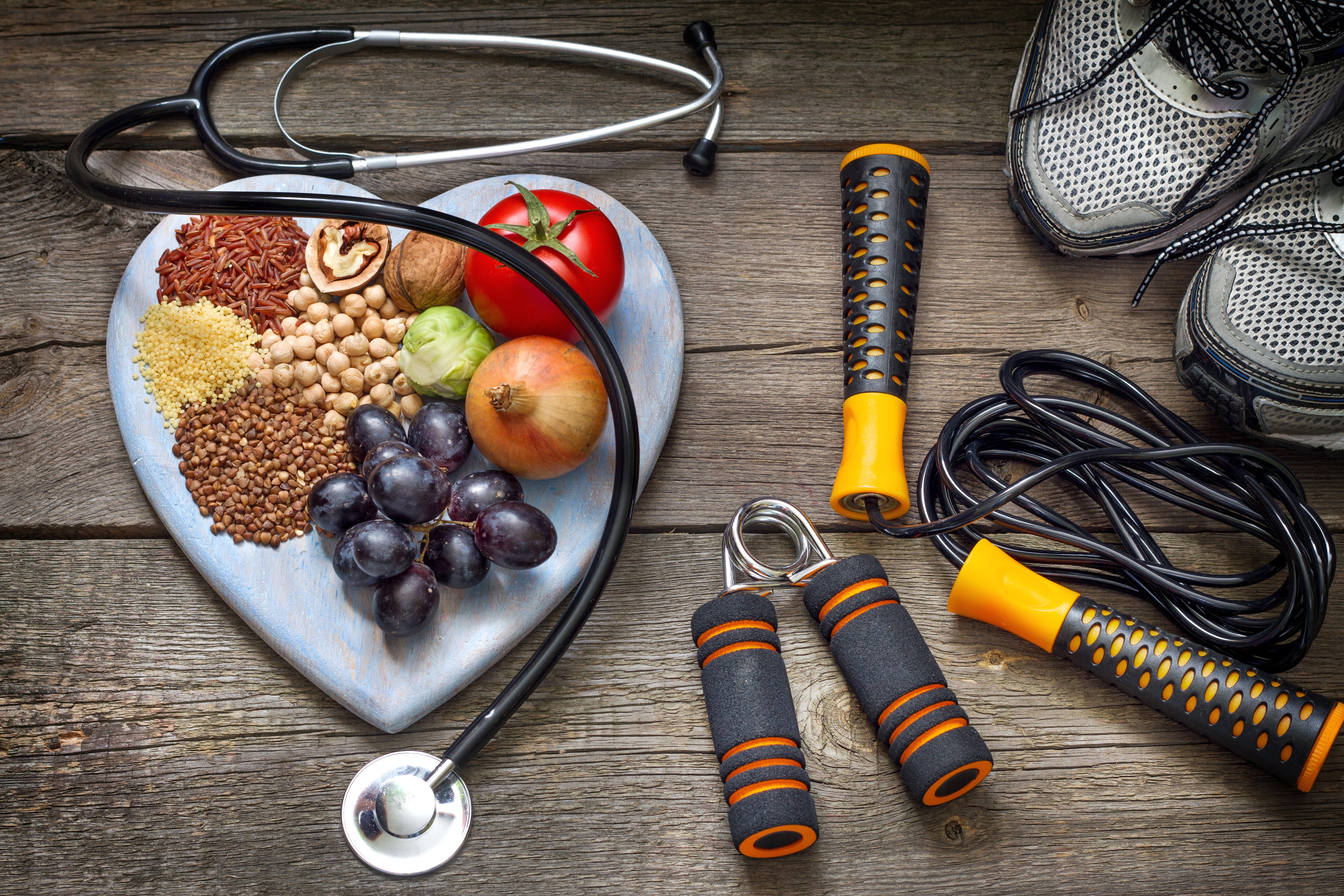 Fitness et nutrition