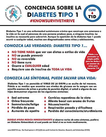 EASE T1D Awareness Flyer_Spanish.jpg