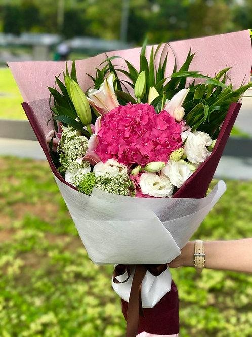 Oriental Fleur