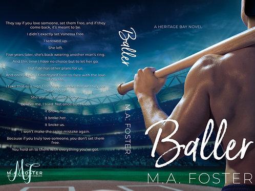 Baller Signed Paperback