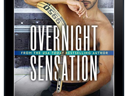 REVIEW: OVERNIGHT SENSATION BY SARINA BOWEN